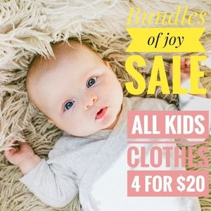 Other - 4 for $20 All Kid's Clothes